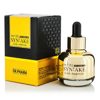 Dr.+pharm - McCELL Skin Science 365 Syn-Ake Gold Essence 30ml/1.05oz