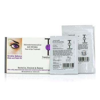 Transformulas Wrinkle Defence Mask & Patch Kit