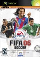 EA FIFA Soccer 06 Xbox