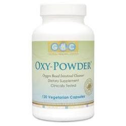 Global Healing Center Oxy Powder Colon Cleanse 120 Caps