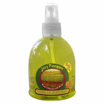 Bubble Shack Hawaii Refreshing Mist for Body and Hair - 8.5 oz.