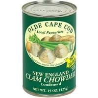 Olde Cape Cod New England Condensed Clam Chowder