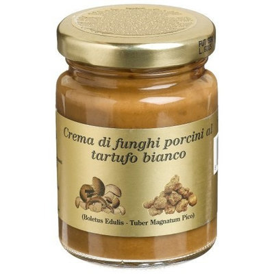 Urbani Sauce, Truffled Porcini Mushrooms Cream, 2 3/4-Ounce Jar