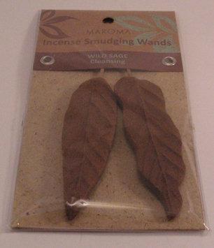 Smudgin Wands Wild Sage Maroma 1 Pack