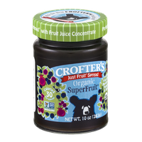 Crofter's Just Fruit Spread Organic Superfruit