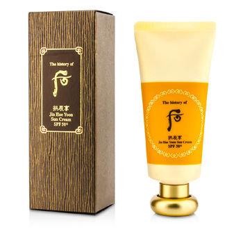 The History of Whoo - Jin Hae Yoon Sun Cream SPF 50+ PA+++ 60ml