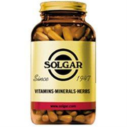 Solgar Vitamin E - 400 IU - 100 Vegetarian Softgels