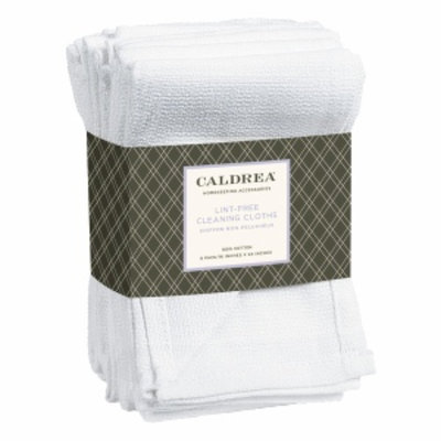 Caldrea Lint-Free Cleaning Cloths