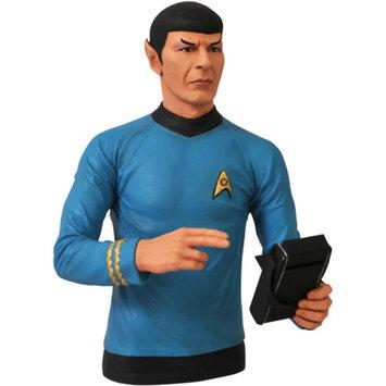 Diamond Select Toys Star Trek Spock Bust Bank