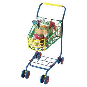 Small World Toys Shop 'N' Go Shopping Cart
