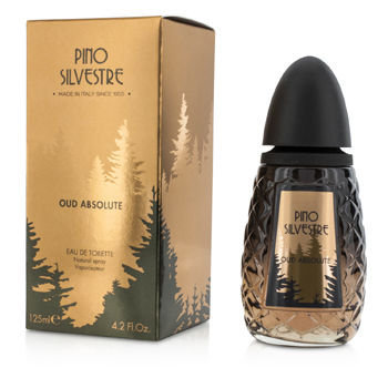 Oud Absolute by Pino Silvestre for Men - 4.2 oz EDT Spray
