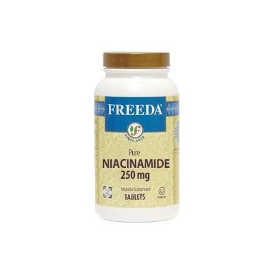 Freeda Kosher Niacinamide 250 Mg. - 250 TAB