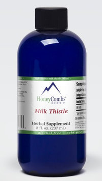 Honeycombs Herbs & Vitamins Milk Thistle Seed