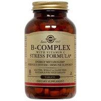 Solgar - B-Complex with Vitamin C Stress Formula - 250 Tablets