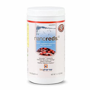 Biopharma Scientific Nanoreds 10, 12.7-Ounce / Natural Berry