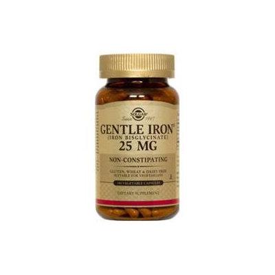 Solgar Gentle Iron - 25 mg - 90 Vegetable Capsules