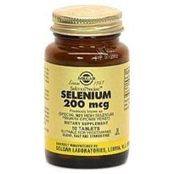 Solgar Selenium 200 MCG - 100 Tablets - All Other Antioxidants