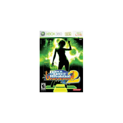 Konami Dance Dance Revolution Universe 2 - game only