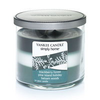 Yankee Candle simply home Blackberry Forest Tri-Tone 10-oz. Jar Candle