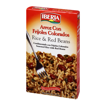 Iberia Rice & Red Beans