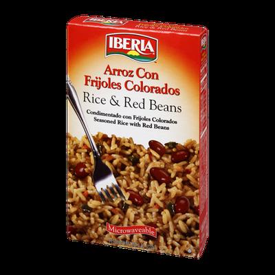 Iberia Rice & Red Beans