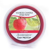 Yankee Candle simply home Scenterpiece Fuji Apple Wax Melt Cup (Red)