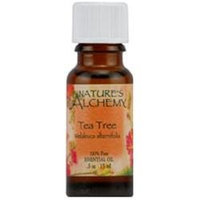 tures Alchemy Pure Essential Oil Tea Tree, 0.5 oz, Nature's Alchemy