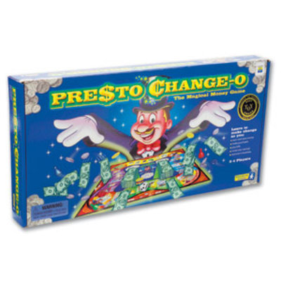 Educational Insights Presto Change-O Game