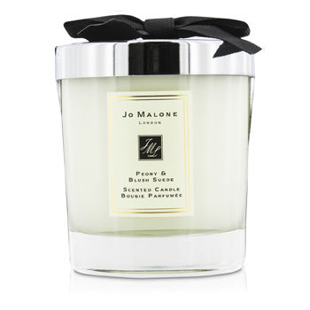 Peony & Blush Suede Scented Candle - Jo Malone London