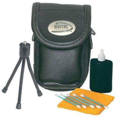 Sakar DC-115 Compact Digital Camera Starter Accessories Kit