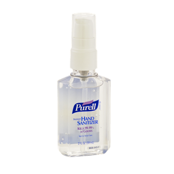 Purell Hand Sanitizer Pump
