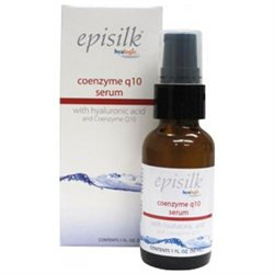 Hyalogic - Episilk Q10 Age Defense Serum with Hyaluronic Acid and Co-Enzyme Q10 - 1 oz.