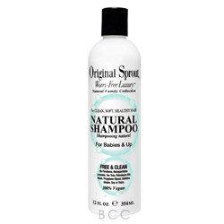 Original Sprout - Natural Shampoo for Babies & Up - 12 oz.