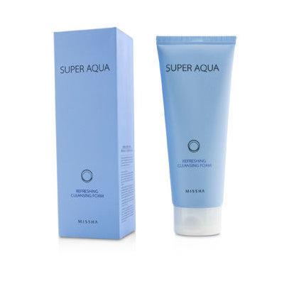 Missha - Super Aqua Refreshing Cleansing Foam 200ml