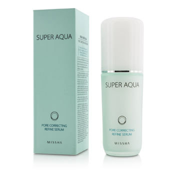 Missha - Super Aqua Pore Correcting Refine Serum 40ml