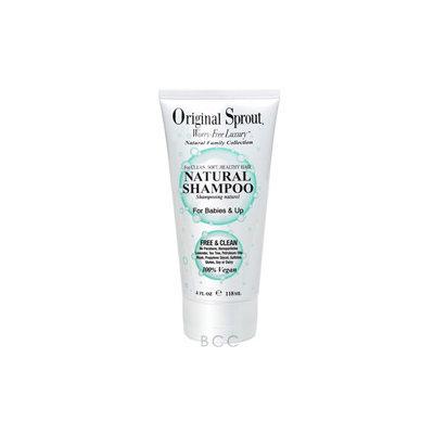Original Sprout - Natural Shampoo for Babies & Up - 4 oz.