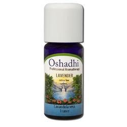 Oshadhi - Essential Oil, Lavender Extra Fine, 10 ml