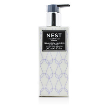 Nest Fragrances Cedar Leaf & Lavender Hand Lotion, 10 oz.