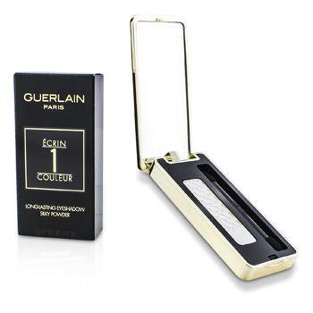 Guerlain Ecrin 1 Couleur Long-lasting Silky Eyeshadow, White