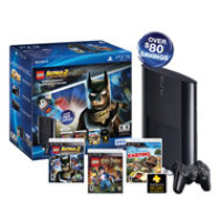 Sony Computer Entertainment PlayStation 3 250GB GameStop Exclusive Bundle