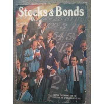 3M Stocks and Bonds The Game Of Investments BOOKSHELF GAME