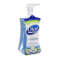 Dial Complete Foaming Antibacterial Hand Wash Coconut Water