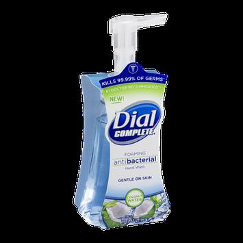 Dial® Complete Foaming Antibacterial Hand Wash Coconut Water