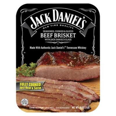 Jack Daniel's Seasoned, Cooked & Sliced Beef Brisket 16 oz