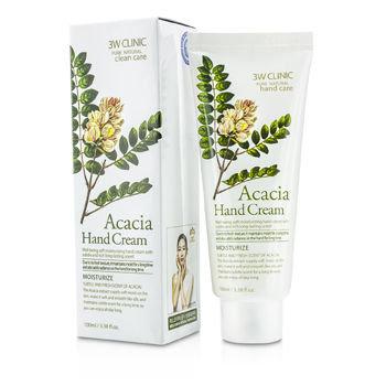 3W Clinic - Acacia Hand Cream 100ml