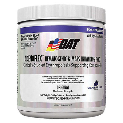 German American Technologies German Amer Adenoflex Grape Bbgum 300Gm