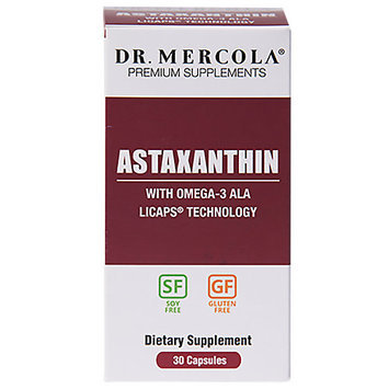 Dr Mercola Astaxanthin with ALA - 30 caps