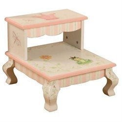 Teamson Design Corp Teamson Kids Design Corp - Princess & Frog Step Stool