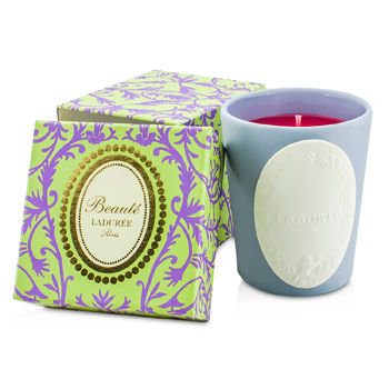 Laduree Scented Candle - Fraise Des Bois (Wild Strawberry) 220g/7.76oz
