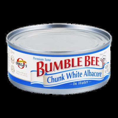 Bumble Bee Chunk White Albacore Tuna in Water